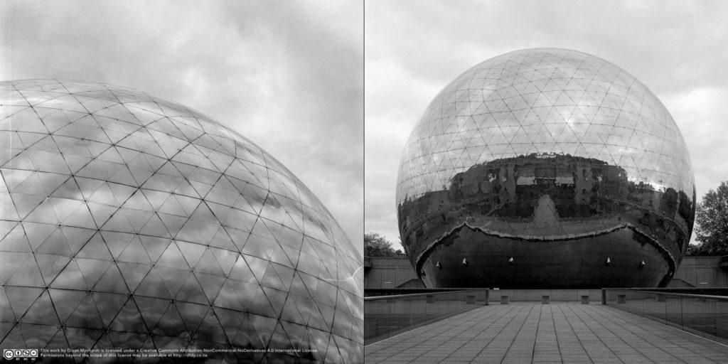 Cité des Sciences et de l'Industrie by Diaan Mynhardt